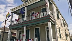 Site 61 Hostel - Nueva Orleans - Edificio