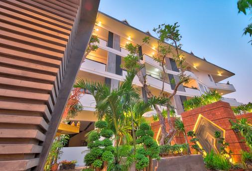 Central Suite Residence - Siem Reap - Κτίριο