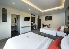 Central Suite Residence - Siem Reap - Camera da letto