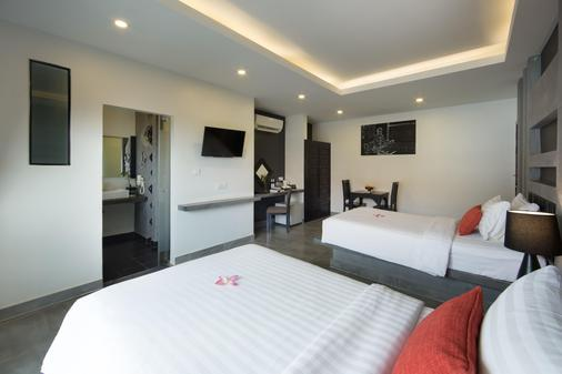 Central Suite Residence - Siem Reap - Bedroom