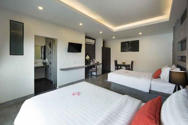Central Suite Residence - Siem Reap - Κρεβατοκάμαρα