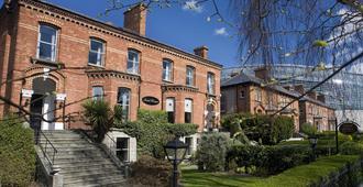 Ariel House - Dublin - Rakennus