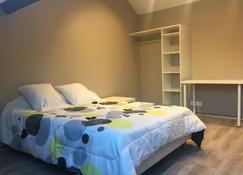 Residence Jantet - Dole - Schlafzimmer