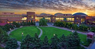 明尼阿波利斯市中心智選假日酒店 - 明尼亞波利 - 明尼阿波利斯 - 室外景