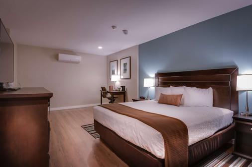 Best Western Plus Inn of Ventura - Ventura - Makuuhuone