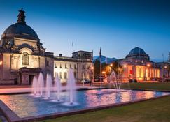 Holiday Inn Cardiff City Centre - Cardiff - Edificio
