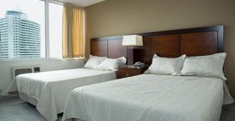Hotel República - פנמה סיטי - חדר שינה