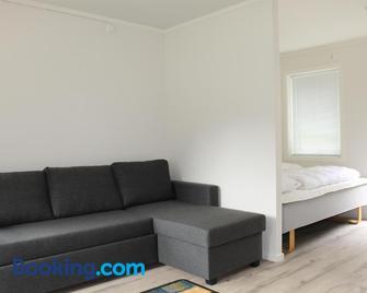 Brekke Apartments - Flåm - Living room