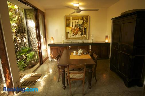 Mount Lodge Boutique Hotel - Dehiwala-Mount Lavinia - Dining room