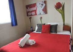 Travellers Place Hostel - Santiago - Quarto