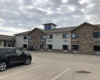 Cobblestone Inn & Suites - Denison | Oak Ridge - Denison - Building