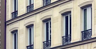 Mercure Paris Pigalle Sacre Coeur - Pariisi - Rakennus