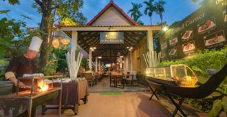 Silk D'Angkor Boutique Hotel - Siem Reap - Nhà hàng