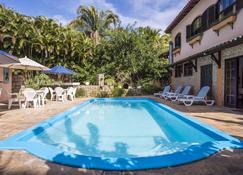 Feiticeira Praia Hotel - Ilhabela - Piscina