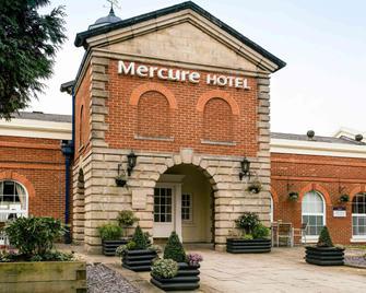 Mercure Haydock Hotel - St Helens - Gebäude