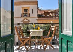 Bohemien B B - Cefalù - Balkon