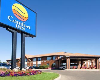 Comfort Inn Regina - Regina - Gebouw