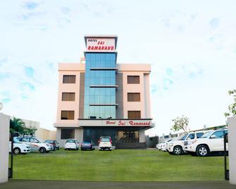 Hotel Sai Ramanand - Shirdi - Building