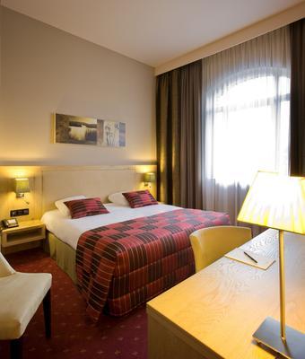 Hotel Verviers Van der Valk - Verviers - Habitación