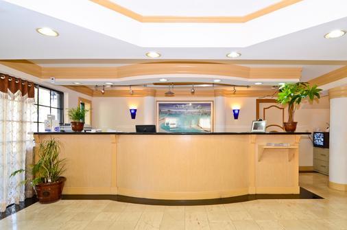 Americas Best Value Inn Ft. Myers - Fort Myers - Vastaanotto