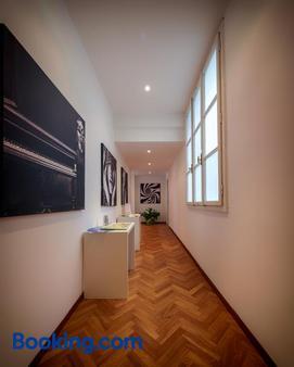Lainez Rooms & Suites - Trento - Tiền sảnh