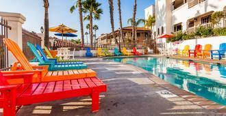 Best Western PLUS Hacienda Hotel Old Town - סן דייגו - בריכה