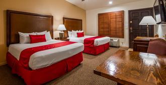 Best Western PLUS Hacienda Hotel Old Town - סן דייגו - חדר שינה