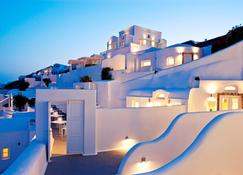 Canaves Oia Boutique Hotel - Oia - Building