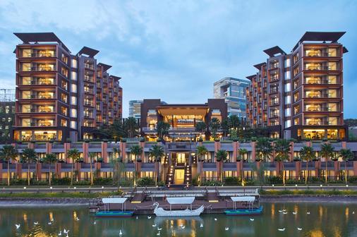 Aston Sentul Resort & Conference Center - Babakan Madang - Gebäude