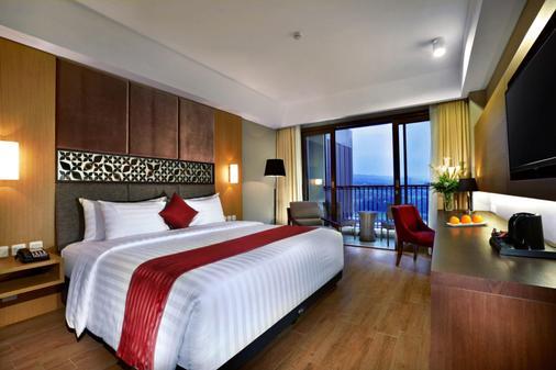 Aston Sentul Resort & Conference Center - Babakan Madang - Schlafzimmer
