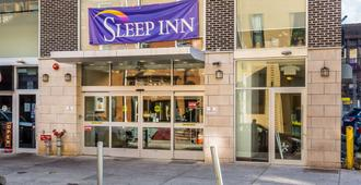 Sleep Inn Center City - Philadelphia - Gebouw
