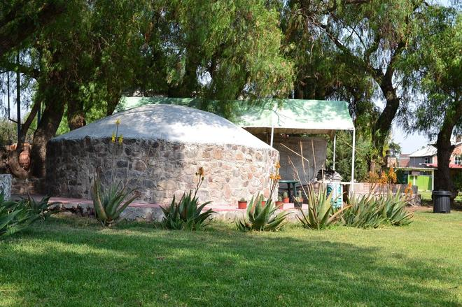 Hotel Quetzalcalli - Teotihuacán de Arista - Vista del exterior