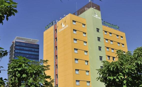 Hotel Campanile Madrid Alcalá de Henares