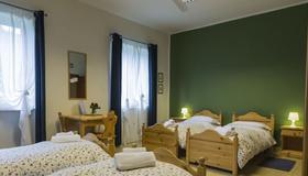 IL Rio DI Vorno - Lucca - Camera da letto