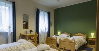 IL Rio DI Vorno - Lucca - Schlafzimmer