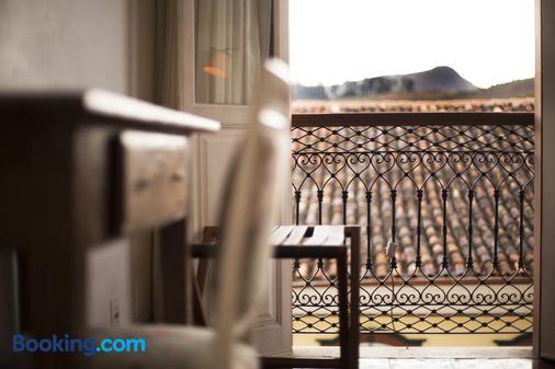 Hotel Solar do Rosário - Ouro Preto - Balcony