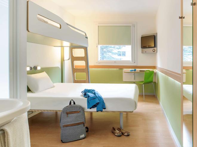ibis budget Manchester Centre Pollard Street - Manchester - Bedroom