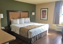 底特律安娜堡美國長住酒店 - 安亞伯 - 安娜堡 - 臥室