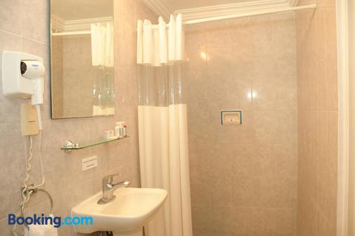 Hotel Villa Bejar Tequesquitengo - Tequesquitengo - Bathroom