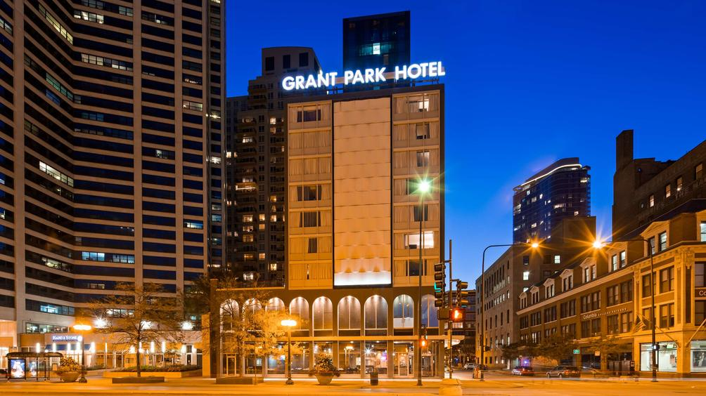 Best Western Grant Park Hotel 55 2 8 1 Chicago Hotel Deals