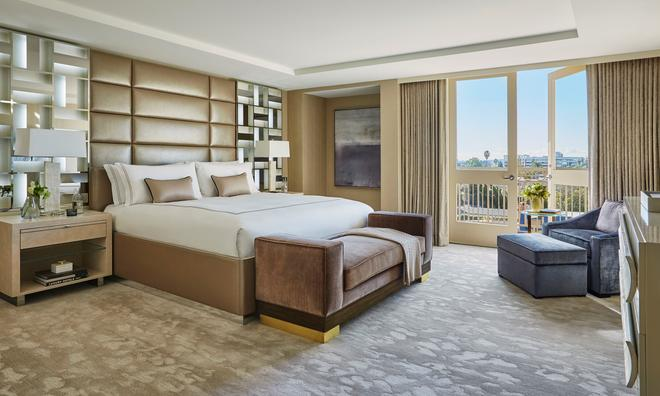 Viceroy L'Ermitage Beverly Hills - Beverly Hills - Κρεβατοκάμαρα