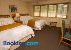 Postoak Lodge And Retreat - Tulsa - Bedroom