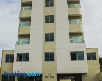 Patos Hotel - Patos de Minas - Edificio