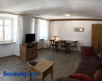 Gasthaus Adler - Rheinfelden - Living room