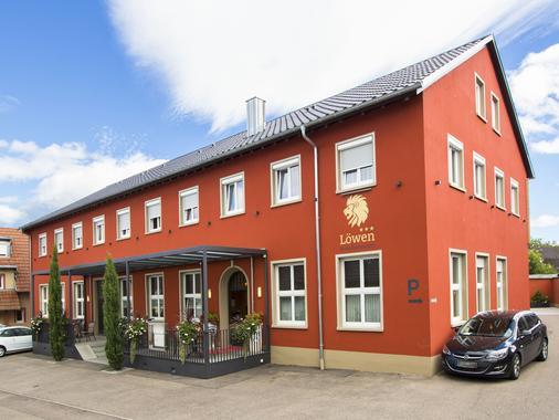 Hotel Restaurant Löwen - Rust - Rakennus