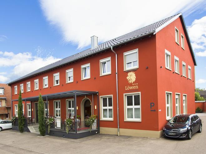 獅子餐廳酒店 - 魯斯特 - 拉斯特 - 建築