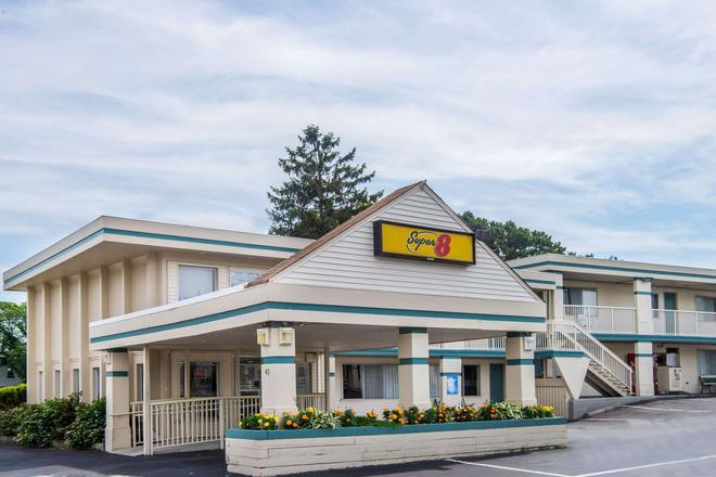 西雅茅斯海恩尼斯/科德角速 8 酒店 - 西雅茅斯 - 西茅斯 - 建築