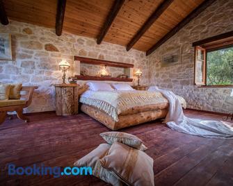 Ktima Kourou - Tragaki - Camera da letto