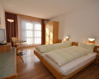 Hotel Schöntal - Bergün Filisur - Спальня