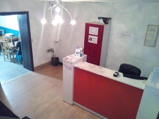 Hostel Louise - Brussels - Front desk